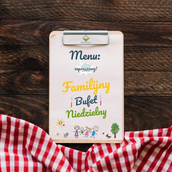 Familijny bufet niedzielny